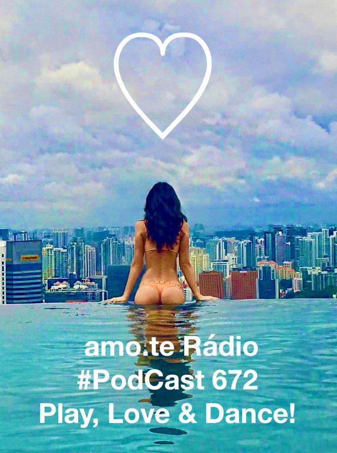 672 amo.te Rádio