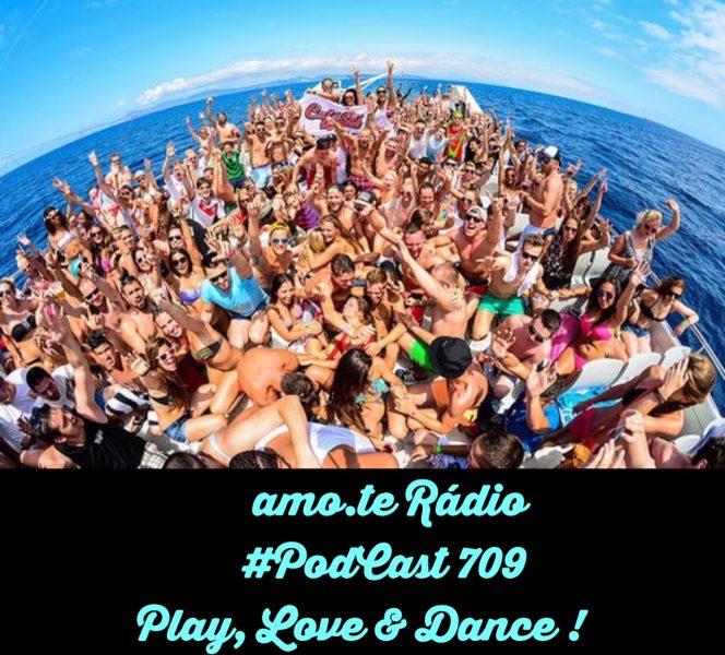 709 amo.te Rádio