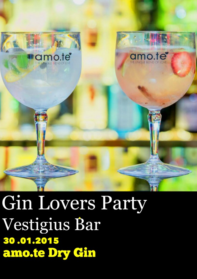 amote Gin party