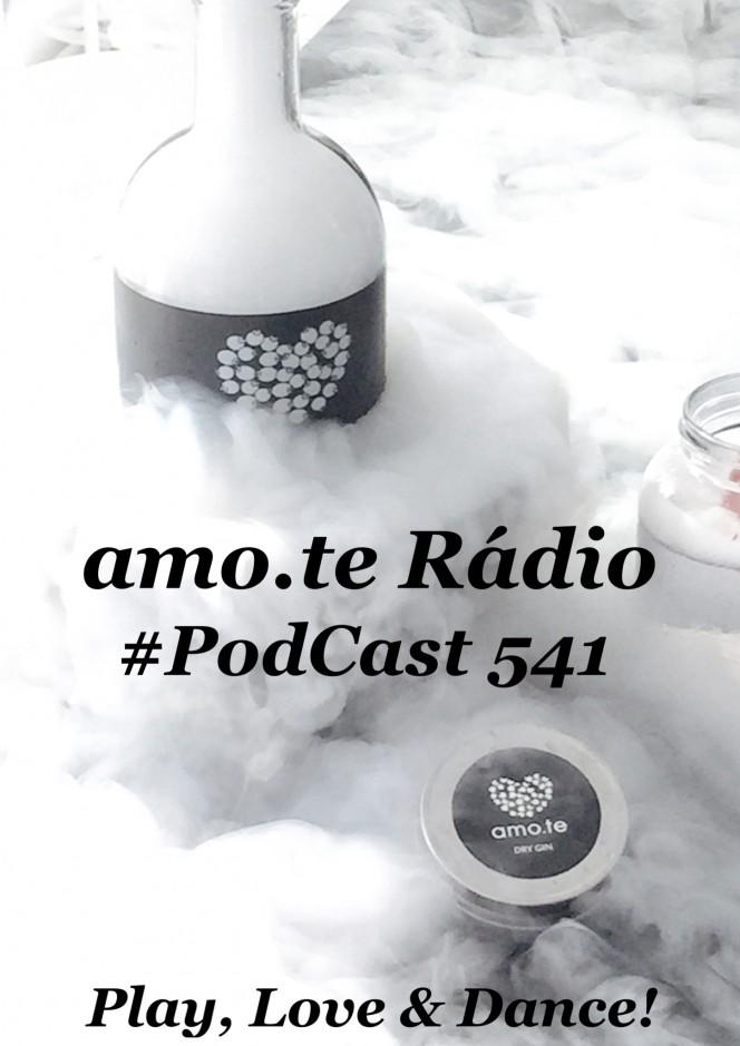 541 amo.te Rádio