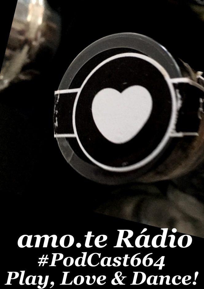 664 amo.te Rádio.Imagem promoção OnLine