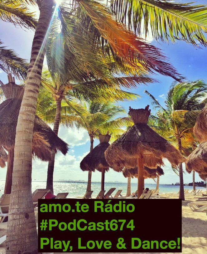 674 amo.te Rádio